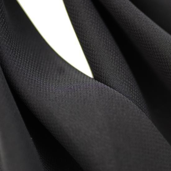 ジェネレータースーツ フラッフィーリボン(ブラック)(ジュニアサイズ) GENERATOR 子供服 卒業式 女の子 フォーマルリボンネクタイ