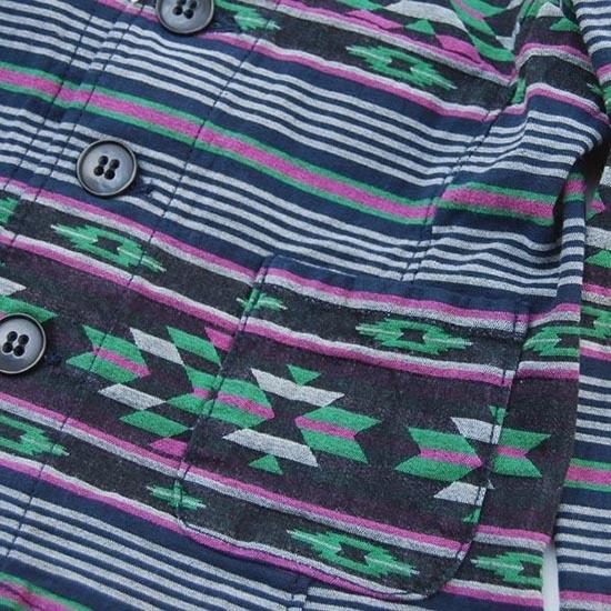 35%OFFセール 日本製 パーティーチケット 子供服 ネイティブテーラードジャケット 150cm 日本製 卒業式 男の子 フォーマル セレモニー 発表会