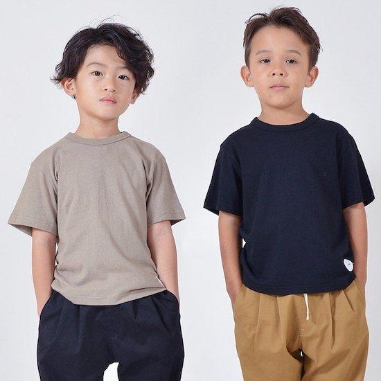 FOV 子供服 PLAIN Tシャツ(90cm-170cm)