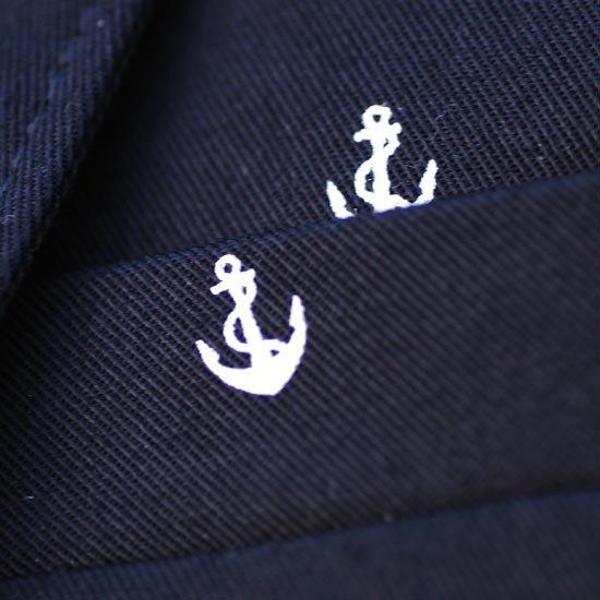 35%OFFセール ジェネレーター スーツ 子供服 アンカープリントスペンサージャケット110cm/120cm/130cm 入学式 子供 スーツ 男の子