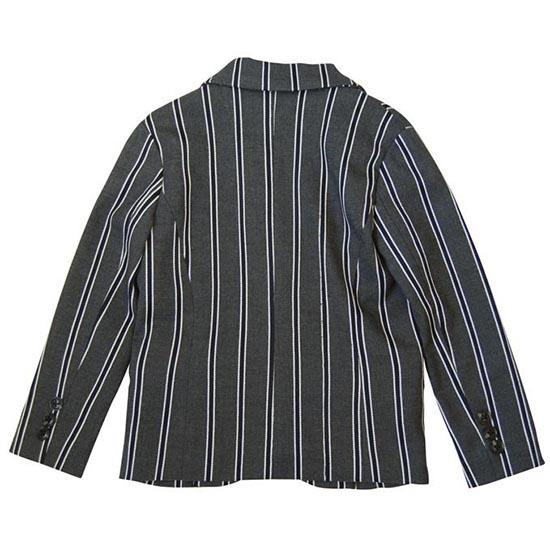 30%OFFセール ジェネレーター スーツ 子供服 レジメンストライプテーラードジャケット110cm/120cm/130cm/140cm generator  男の子