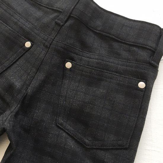 25%OFFセール GENERATOR ジェネレータースーツ 子供服 チェックパンツ(CG) 110cm/120cm/130cm/140cm