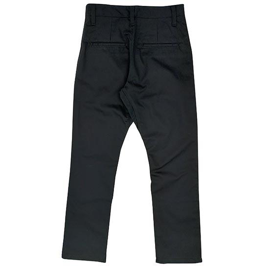 25%OFFセール ジェネレーター スーツ 130 綿ツイルブラックスーツ上下セット(ブラック)110cm/120cm/130cm 入学式 男の子