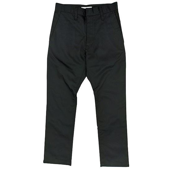 25%OFFセール GENERATOR ジェネレータースーツ 子供服 綿ツイルブラックロークロッチパンツ(ブラック)130cm フォーマル 男の子 スーツ ジェネレーターパンツ