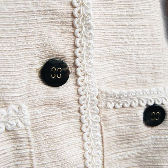 30%OFFセール ジェネレーター スーツ 子供服 ノーカラージャケットガールズスーツ上下2点セット(ジャケット/パンツ) (056103/056201) 入学式 女の子スーツ 入学式 子供服 ジェネレーター フォーマルスーツ