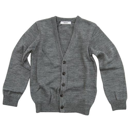 25%OFFセール generatorジェネレータースーツ 子供服 定番カーディガン(杢グレー) (100-140cm)入学式 子供服