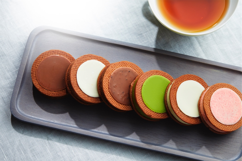 ルナサンドクッキー単品 [抹茶]