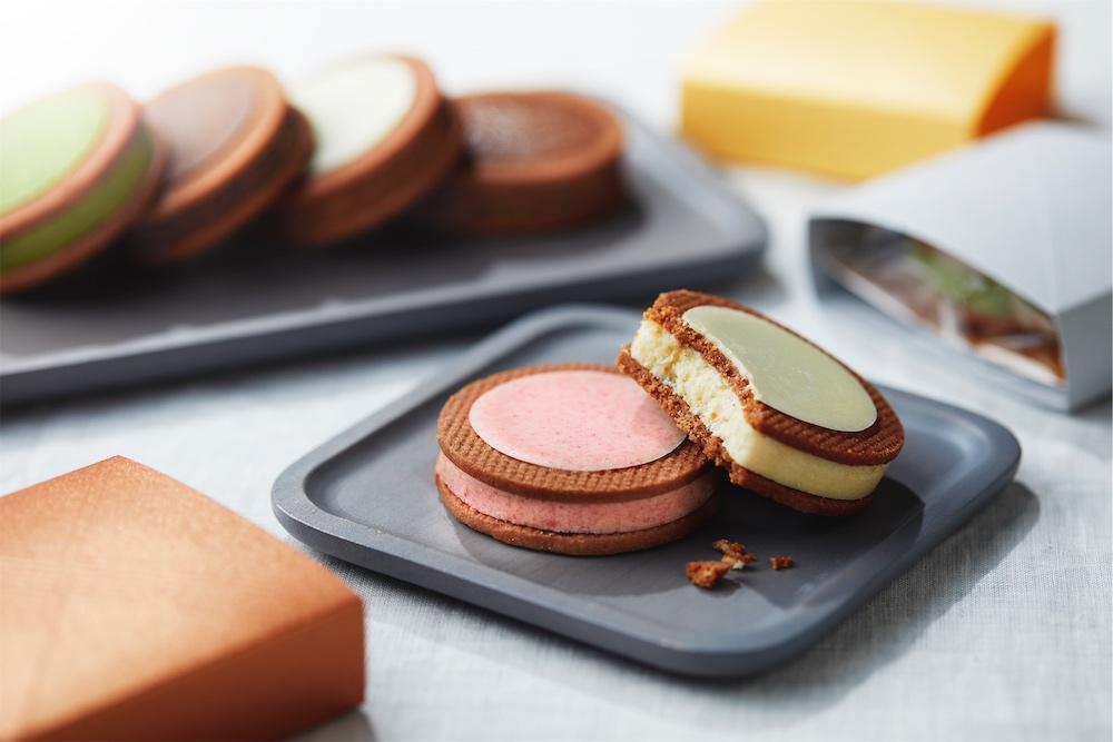ルナサンドクッキー単品 [ホワイトチョコ]
