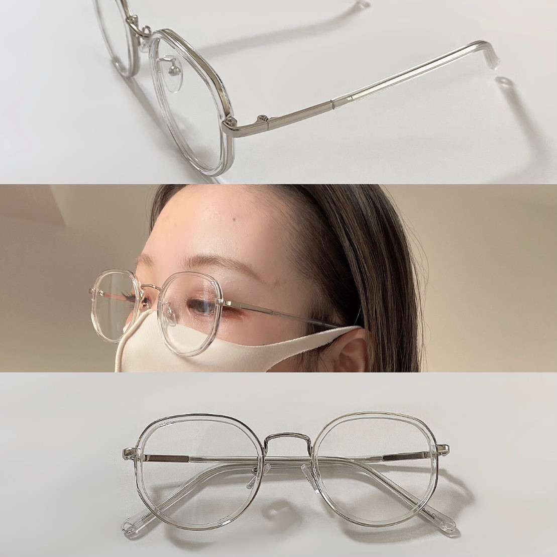 clear eye wear#2