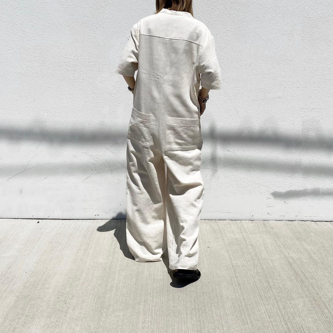 linen jump suits