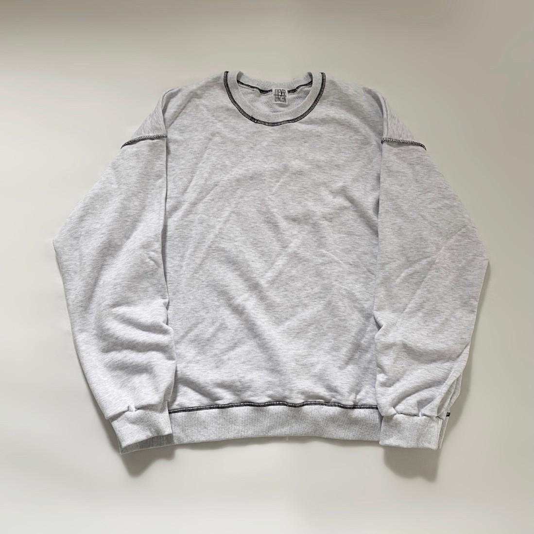 stitch work sweat shirt