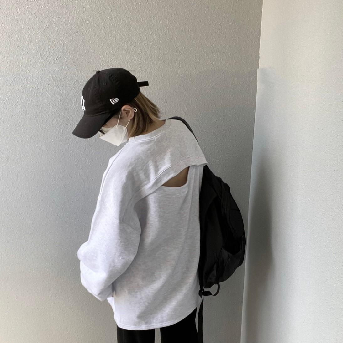 back open sweat
