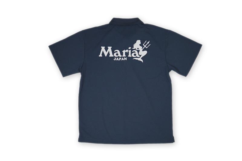 Maria ドライポロシャツ