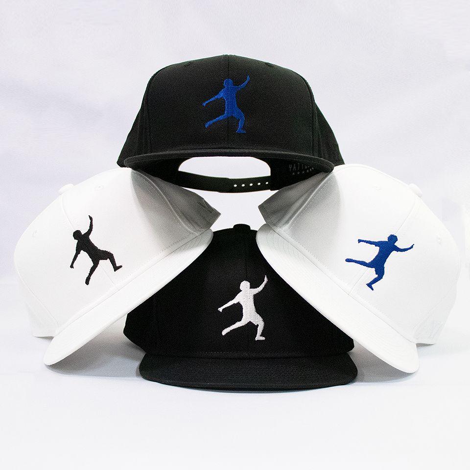 SILHOUETTE-SNAPBACK CAP