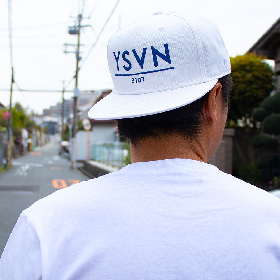 YSVN-SNAPBACK CAP