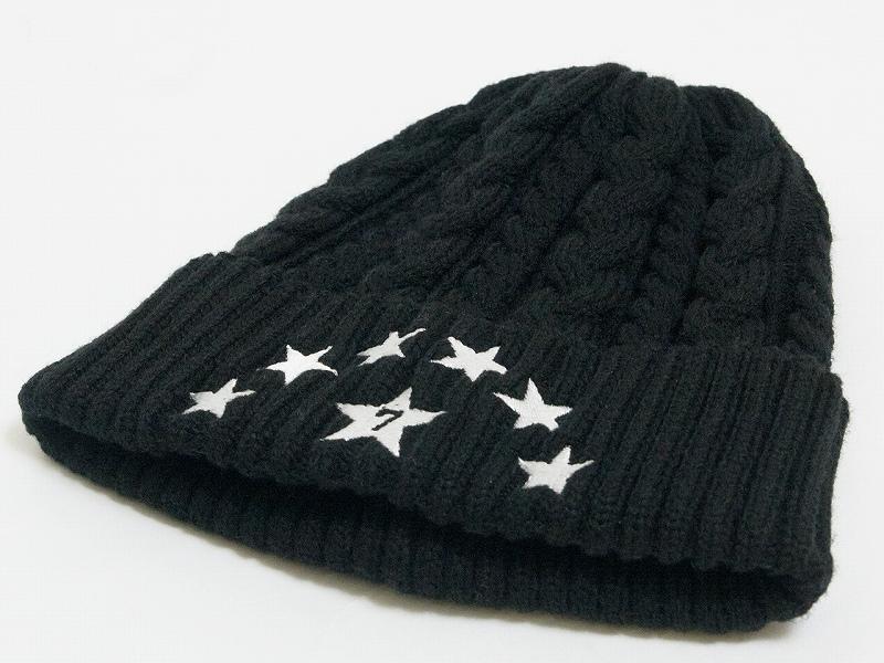 STAR7-Knit CAP