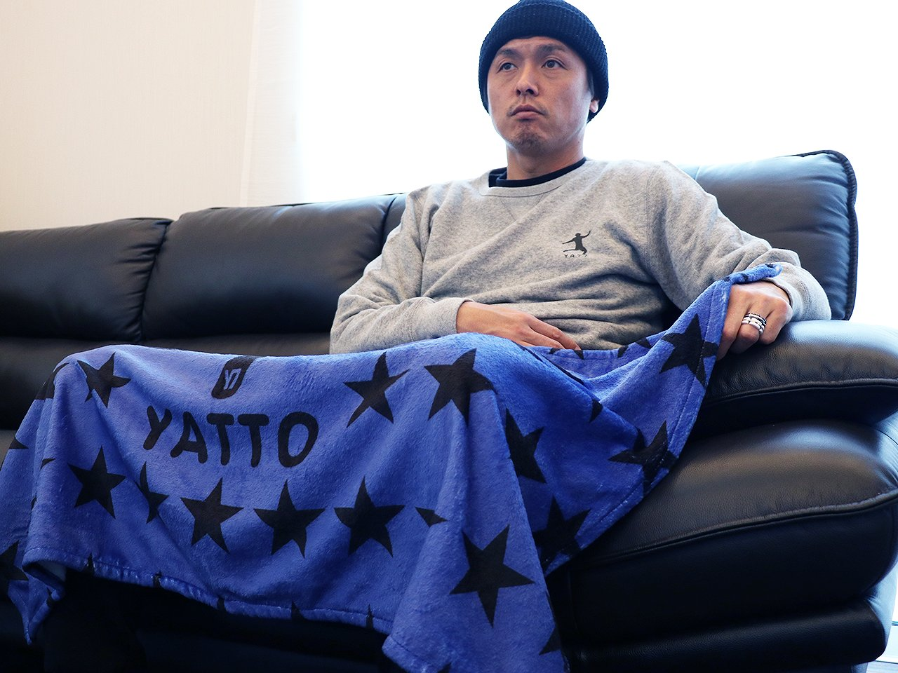 Yatto7ブランケット