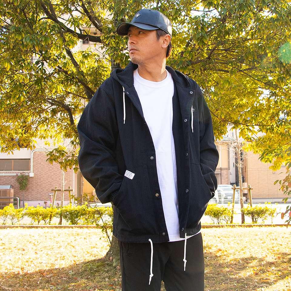 Y7-フードジャケット