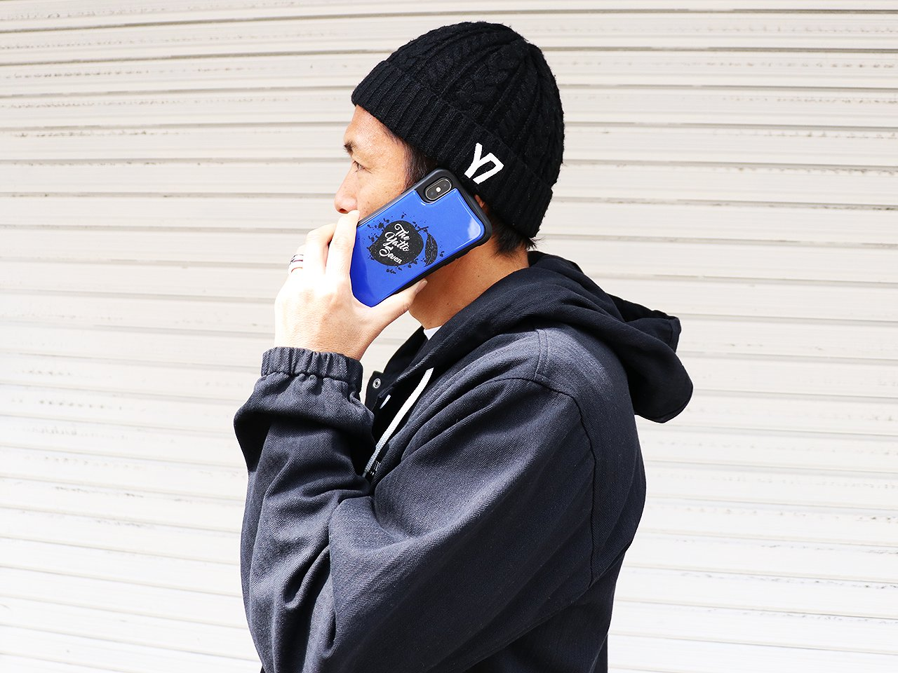 iPhoneケース(Yatto7×WAYLLY)