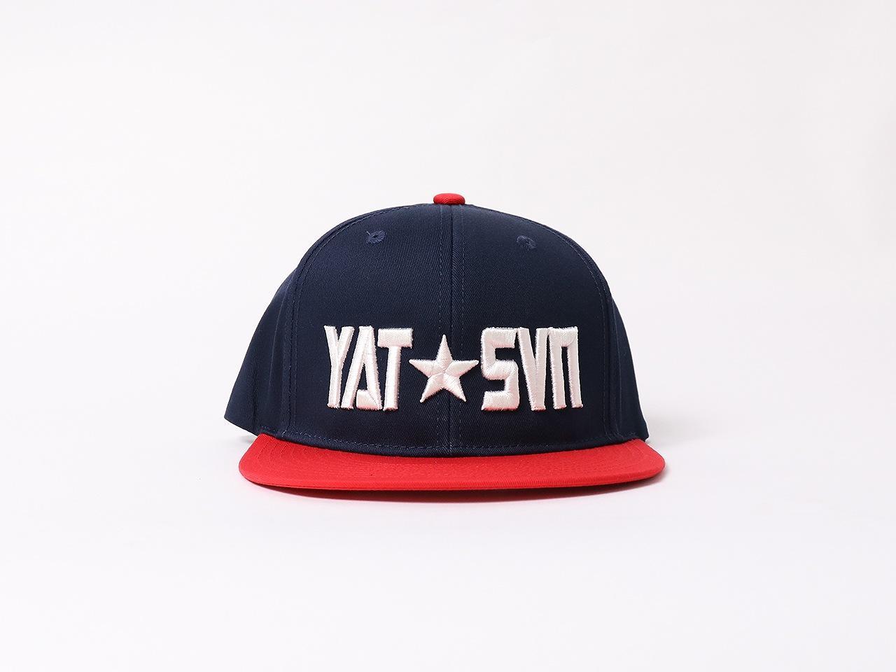 YAT★SVN-SNAPBACK CAP