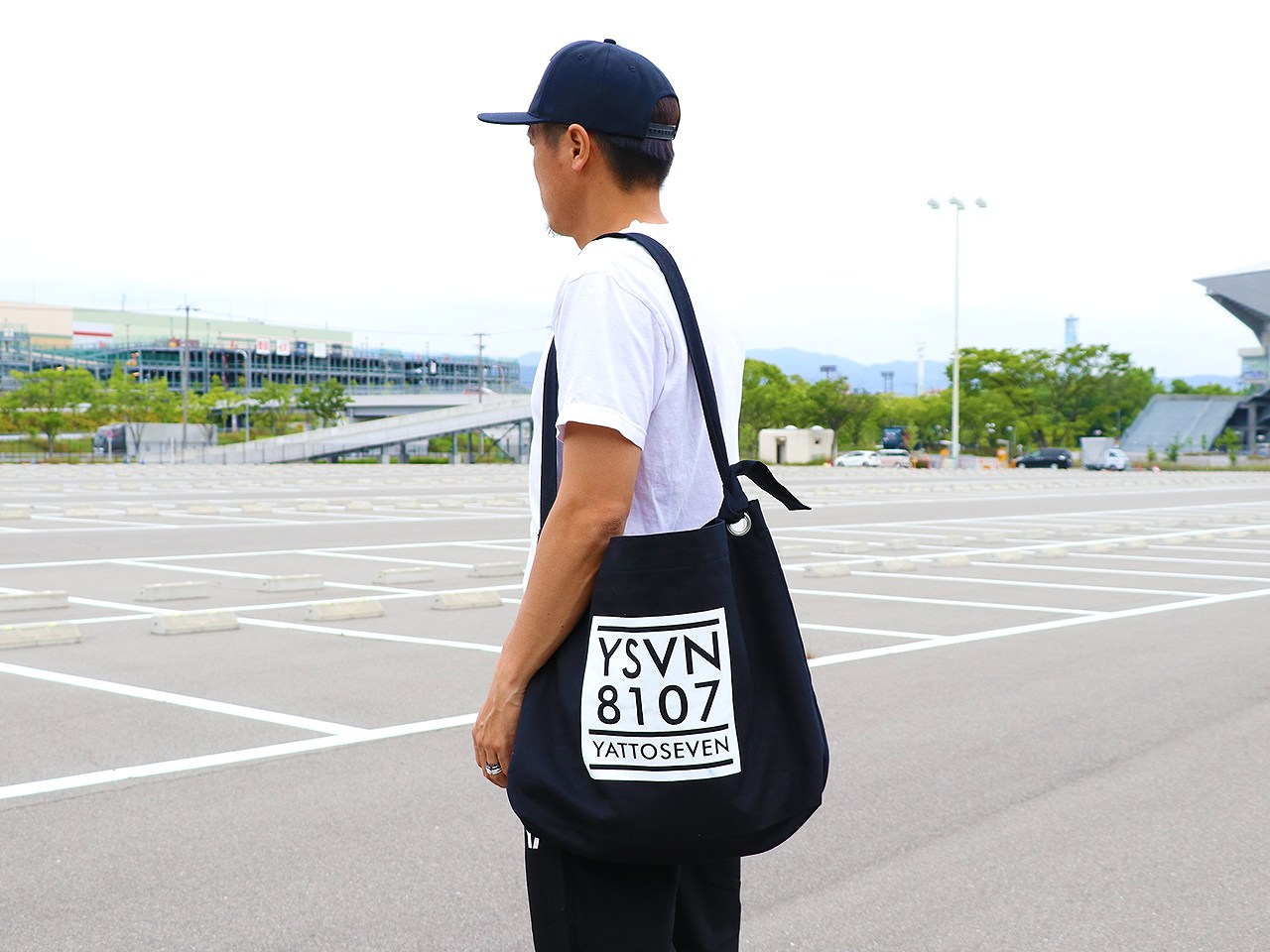 Yatto7BIGショルダーバッグ