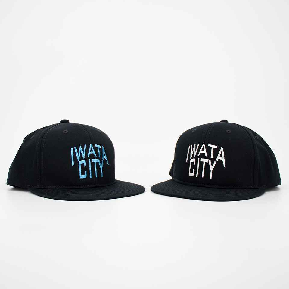 IWATA CITY-SNAPBACK CAP