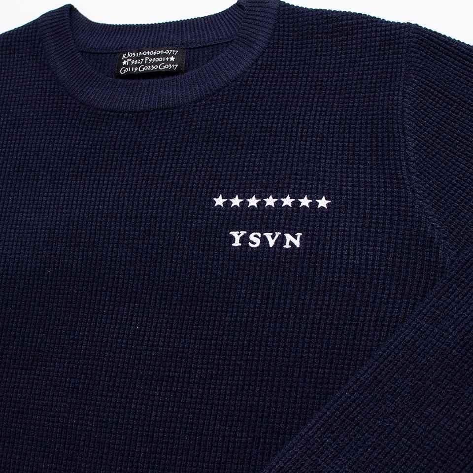 YSVNニットセーター