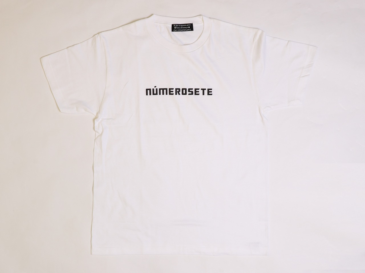 NUMEROSETE-TS