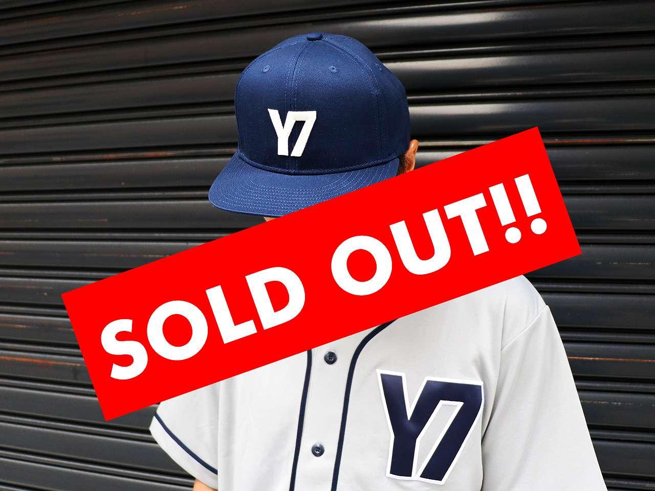 Y7-SNAPBACK CAP2