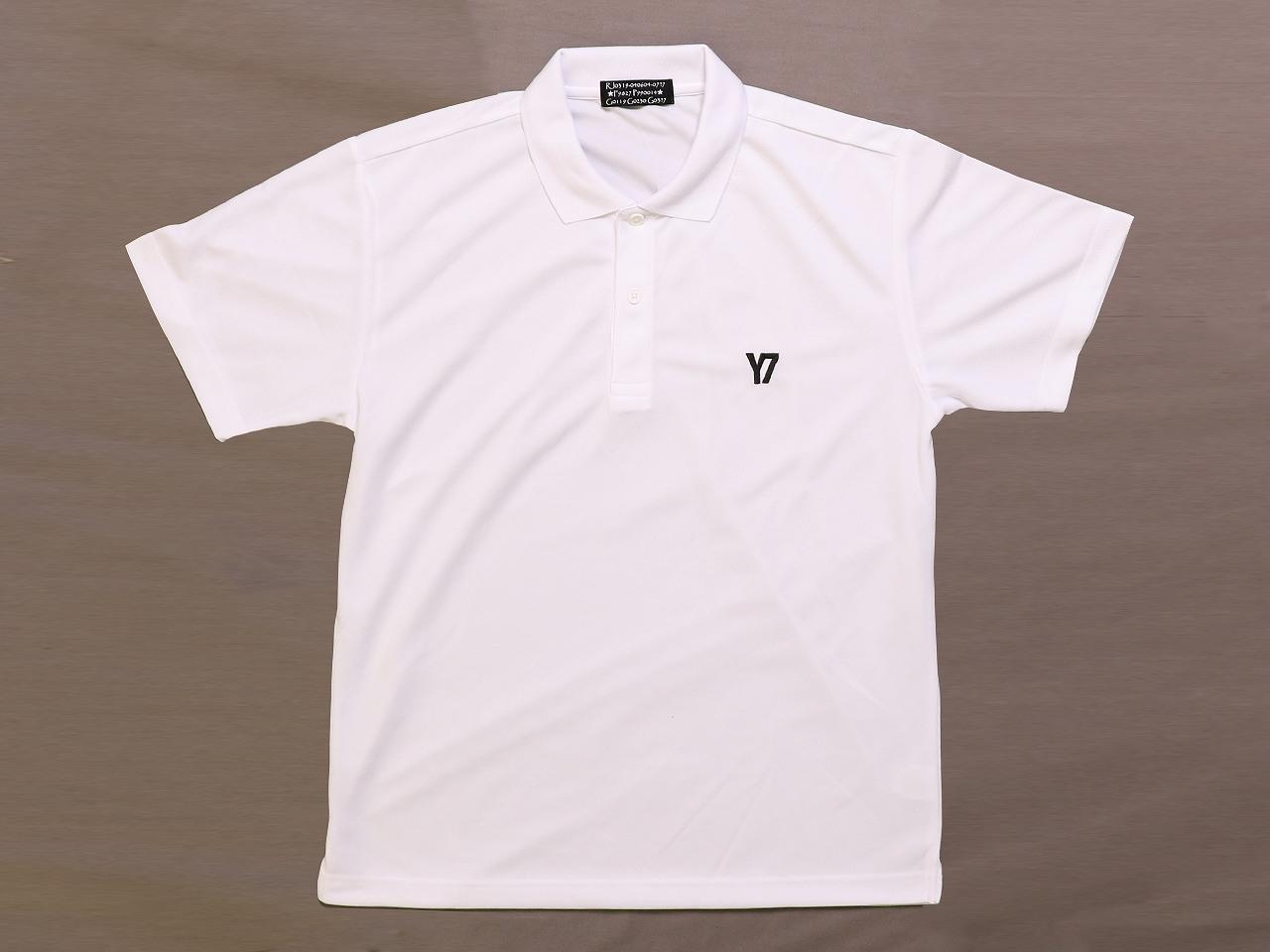 Y7ドライポロシャツ
