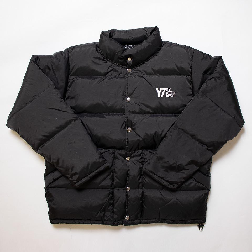 THE YATTO SEVENダウンジャケット