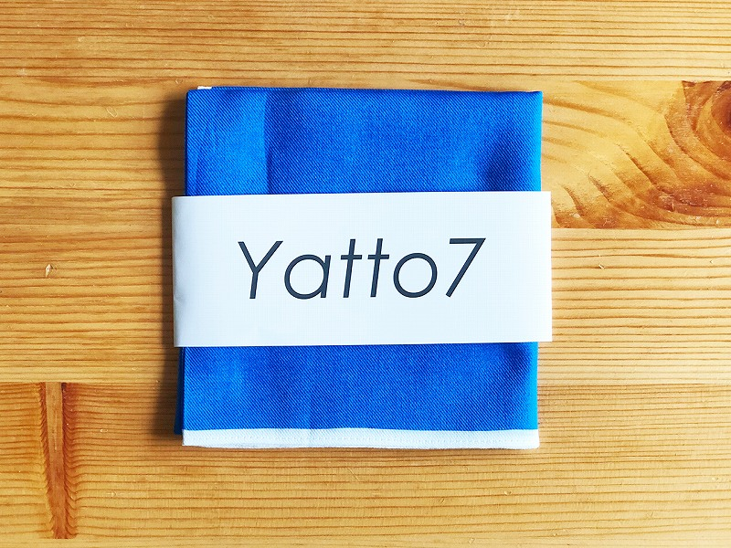 Yatto7ハンカチ