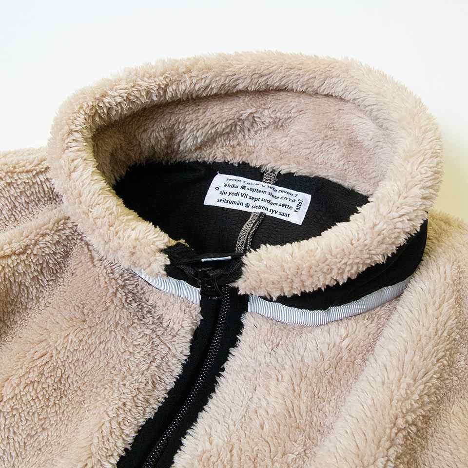 Y7ボアジャケット