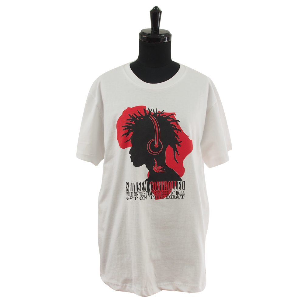 ROCKA FLAME【SHITSEM CONTROLLED】Tシャツ