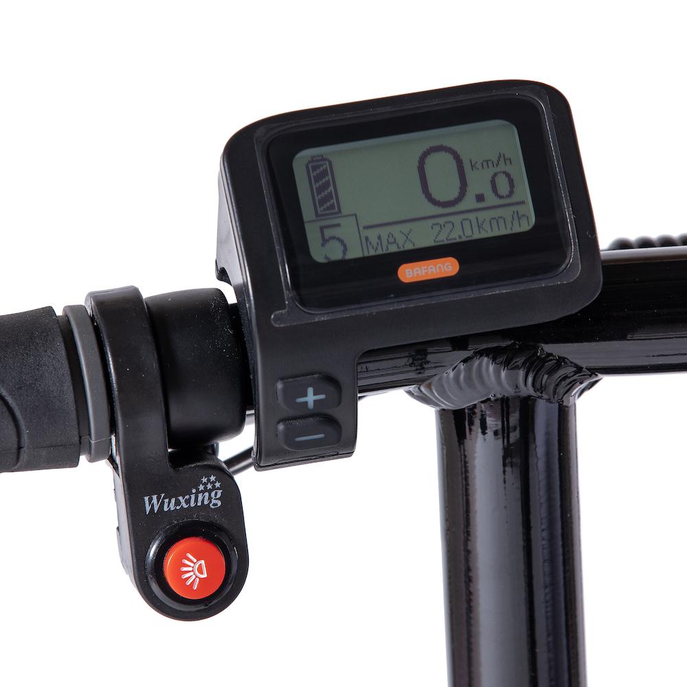【 FUMA 】メタルブラック (4月入荷)(予約のみ)(Tシャツ、キーホルダーサービス)(ライトはオプションになります。)