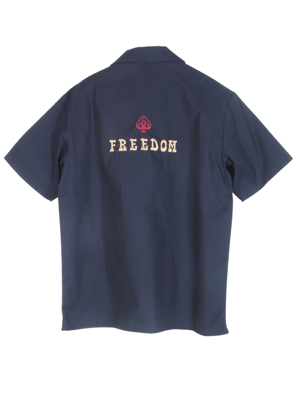 FREEDOM ワークシャツ