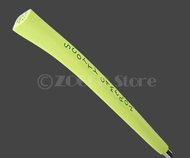 【SALE】【メーカー製造終了品】【正規品】Custom Shop Pistolero Grip Lime SCOTTY CAMERON スコッティキャメロン カスタムショップ ピストレロ グリップ ライム