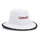 【初入荷】ジョエル・ダーメン インペリアル エンド キャンサー ハンプトン サンプロテクション ハット - ホワイト/ブラック - Joel Dahmen Imperial The End Cancer Hampton Sun Protection Hat