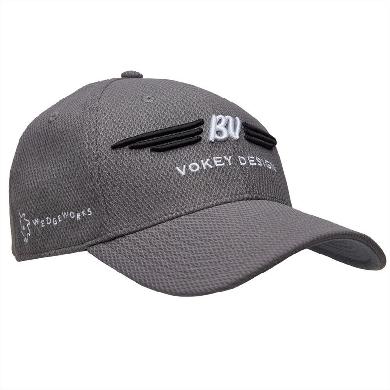 【数量限定品】BV Wings Tour Elite Cap - Charcoal/Black ボーケイBV ウィングキャップ チャコールグレイ