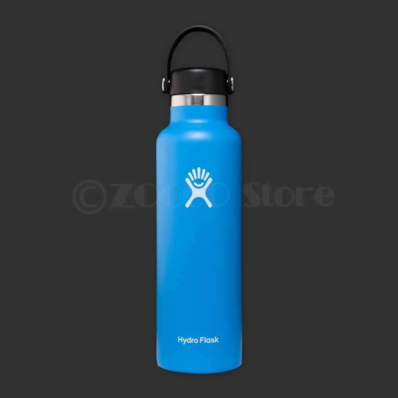 【カリフォルニアギャラリー限定】ステンレス スポーツボトル - 621ml - パシフィックブルー スコッティキャメロン&ハイドロフラスクSCOTTY CAMERON & Hydro Flask