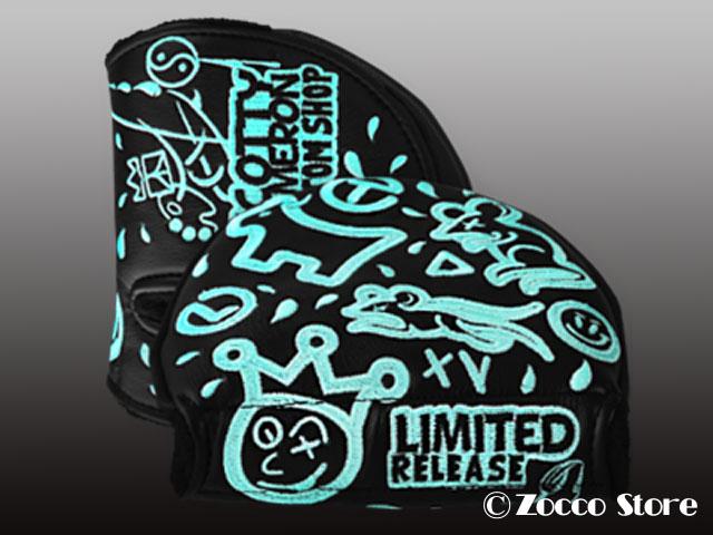 【在庫限り】【期間限定モデル】カスタムショップ限定フューチュラX5/X7/5W/7M共用モデル ヘッドカバー スコッティキャメロン Customshop Limited Futura X5/X7/5W/7M RH Headcover - Greatest Hits SCOTTY CAMERON