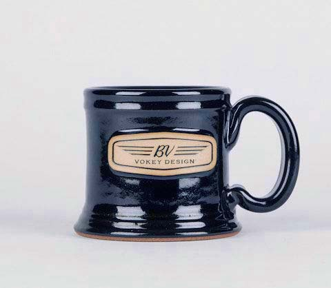 【数量限定品】VOKEY DESIGN Limited BV Wings Handcrafted Mug - Black ボーケイ マグカップ
