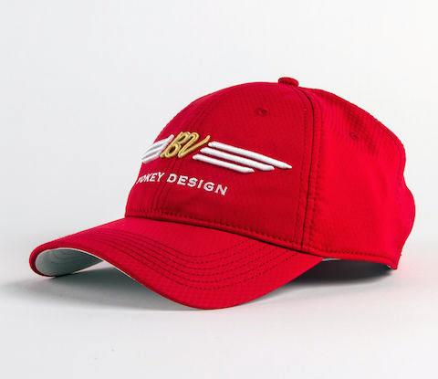 【SALE】【数量限定品】Vokey Design Limited Q-Max Cap - Red ボーケイ ツアーキャップ レッド