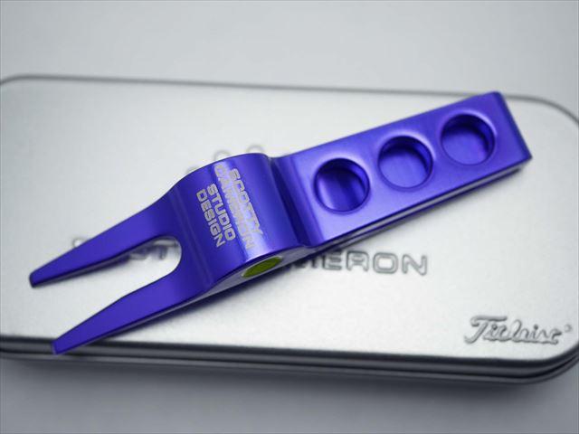 【SALE】 ギャラリー限定 ピボットツール スコッティキャメロン Gallery Pivot Tool Scotty Dog Wave - Purple SCOTTY CAMERON