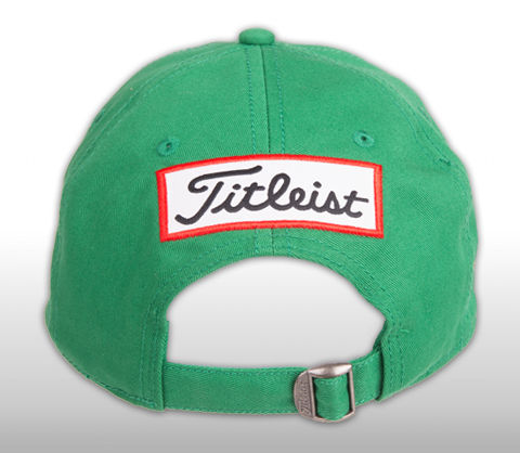 【SALE】【数量限定品】Vokey Design Masters Limited Contrast Stitch Cap - Green ボーケイ ツアーキャップ グリーン