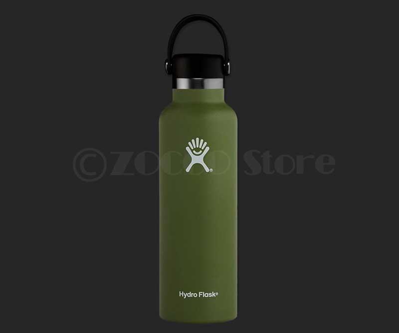 【ラストワン】【カリフォルニアギャラリー限定カラー】ステンレス スポーツボトル - 621ml - オリーブ スコッティキャメロン&ハイドロフラスク Stainless Steel Sport Bottle - 21 oz - Olive SCOTTY CAMERON & Hydro Flask