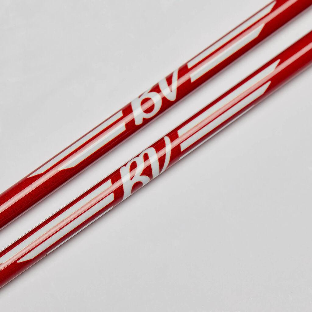 ボーケイ アライメントスティック(ツアースティック) BV Limited ALIGNMENT STICKS - Red/White