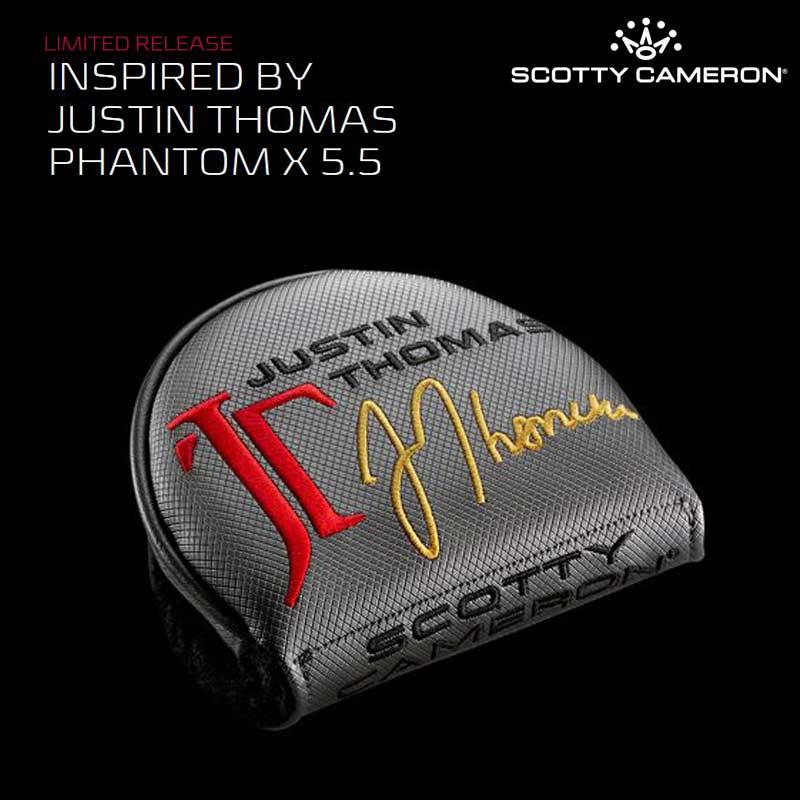 【世界2020本限定・34.5インチ】【US仕様】ファントム X 5.5 インスパイヤー バイ ジャスティントーマス リミテッドパター スコッティキャメロン INSPIRED BY JUSTIN THOMAS PHANTOM X 5.5 Limited Putter SCOTTY CAMERON