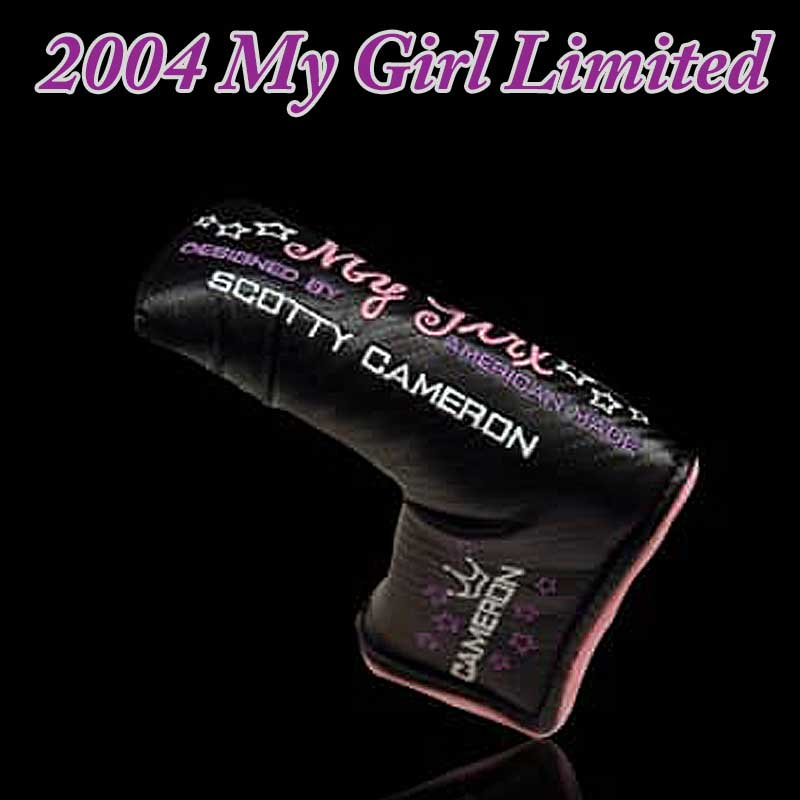 【世界750本リミテッド】2004 マイガール リミテッド パター スコッティキャメロン 2004 My Girl Limited Putter SCOTTY CAMERON