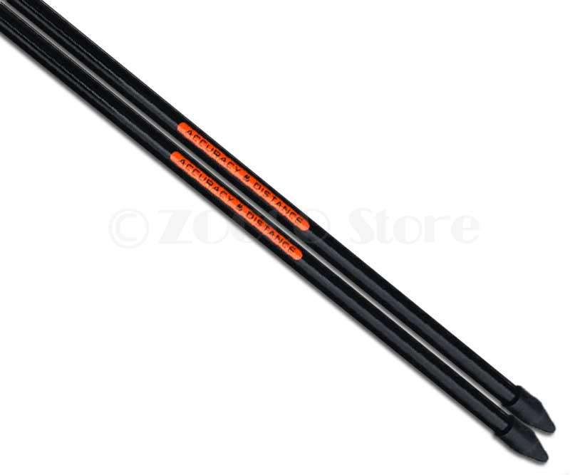 ツアーAD ツアースティック(アライメントスティック) ブラック/オレンジ - IZ - 2本セット グラファイトデザイン Graphite Design Tour AD Tour Stick【数量限定】【直輸入正規品】